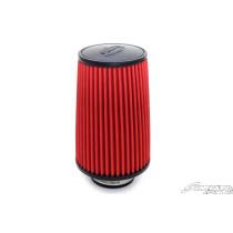 Sport, Direkt levegőszűrő SIMOTA JAU-X02101-15 60-77mm Piros